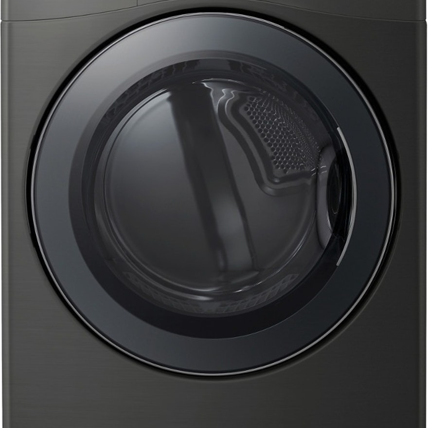 LG 7.4 Cu. Ft. Smart Wi-Fi Enabled Electric Dryer with TurboSteam™