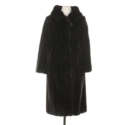 Marshall Field & Company Mink Fur Coat