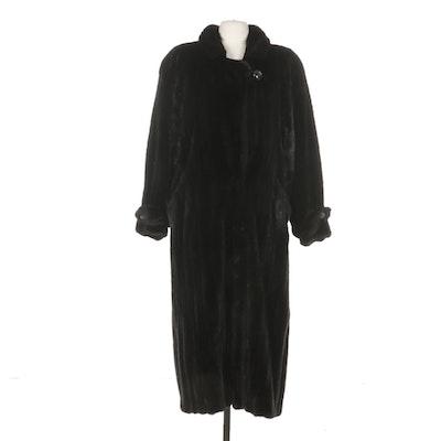 Mink Fur Full-Length Coat From Barth-Wind Furs