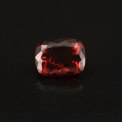 Loose 3.56 CT Faceted Rubellite