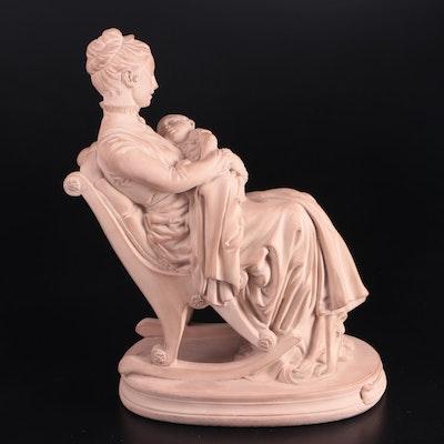 Austin Productions for Victoria & Albert Museum Sculpture After Aimé-Jules Dalou