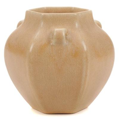 Rookwood Pottery Matte Glaze Vase, 1924