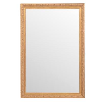 Decorative Arts Inc. Rectangular Gilt Frame Mirror