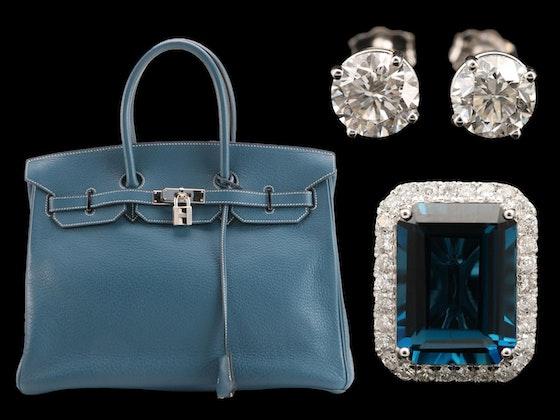 Instant Panache; Hermès, Chanel  & Diamonds
