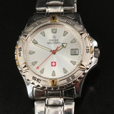 Swiss Military Quartz Wristwatch