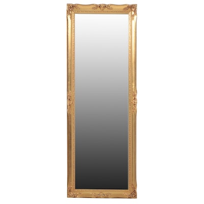 Victorian Style Beveled Glass Wall Mirror, Late 20th to 21st Century