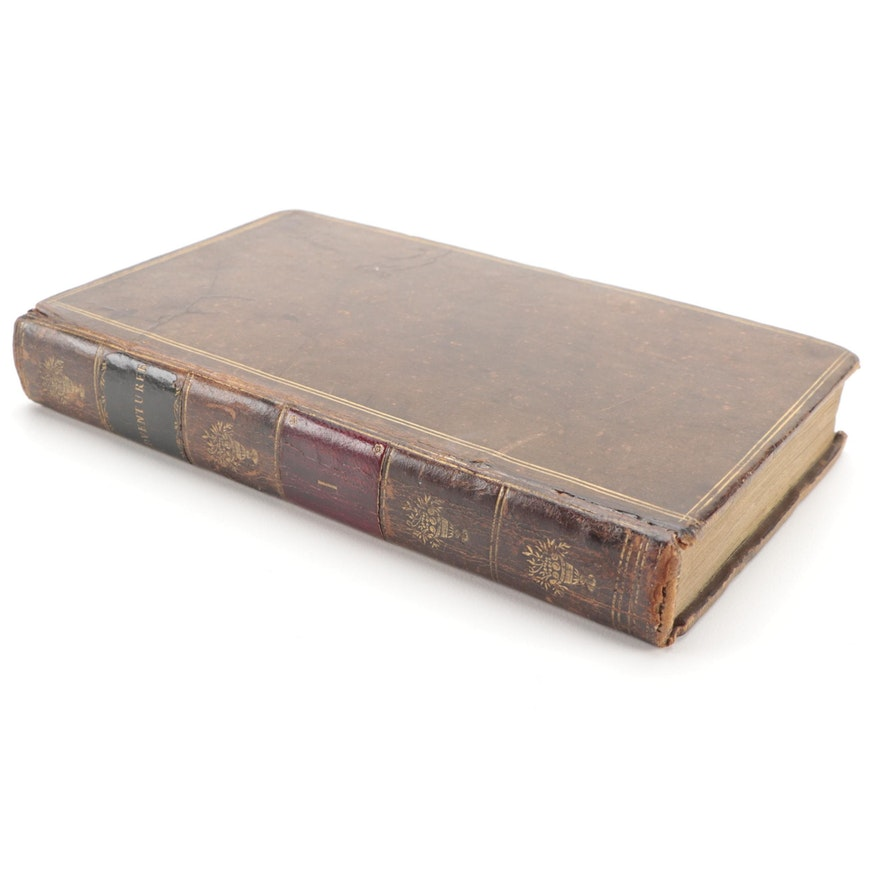 """The Adventurer"" Volume I by John Hawksworth, 1788"