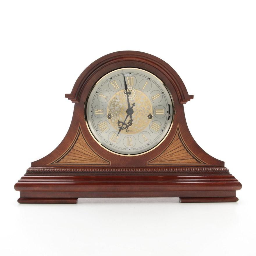 Heritage Heirlooms Three Chime Mantel Clock, Late 20th Century