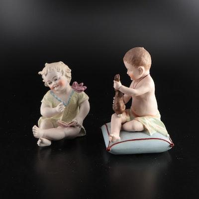 Ceramic Baby Figurines