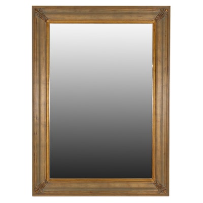 The Uttermost Company Giltwood Framed Wall Mirror