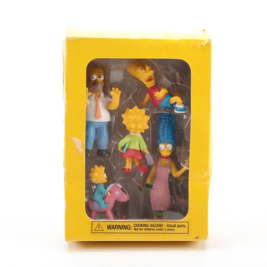 """The Simpsons"" Figurines"