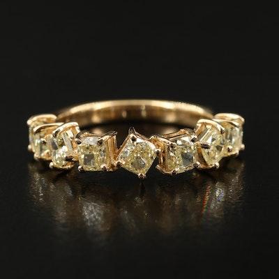 18K 2.01 CTW Diamond Band