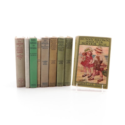 Children's Books by Laura Lee Hope and More, Early to Mid-20th Century