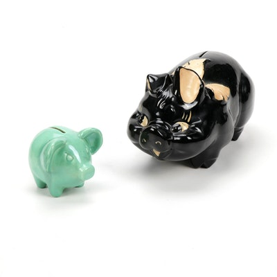 Ceramic Piggy Banks