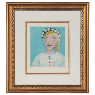 """Giclée After Pablo Picasso """"Marie-Therese Walter"""""""