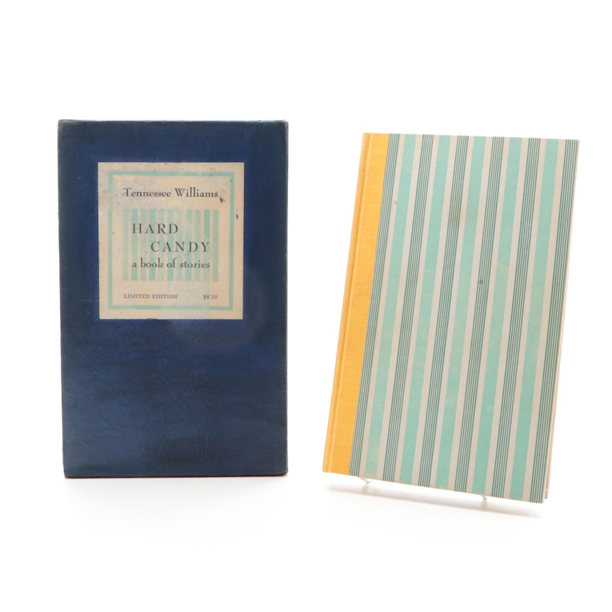 """Limited Edition """"Hard Candy"""" by Tennessee Williams, 1954"""