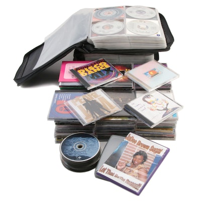 Classic Rock, Alternative and Pop Artists CD Collection