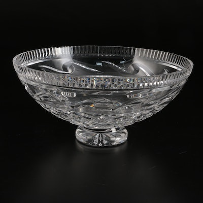 """Waterford """"Ring of Kerry Round"""" Crystal Bowl"""
