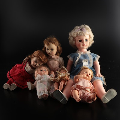 Impco and Other Dolls, Mid to Late 20th Century