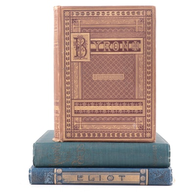 """""""The Complete Poetical Works of George Eliot"""" and More, Late 19th Century"""