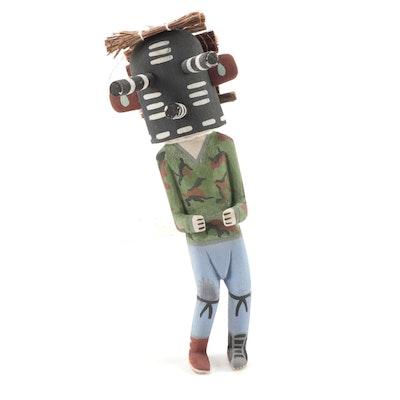 Handcrafted Hopi Kachina Doll