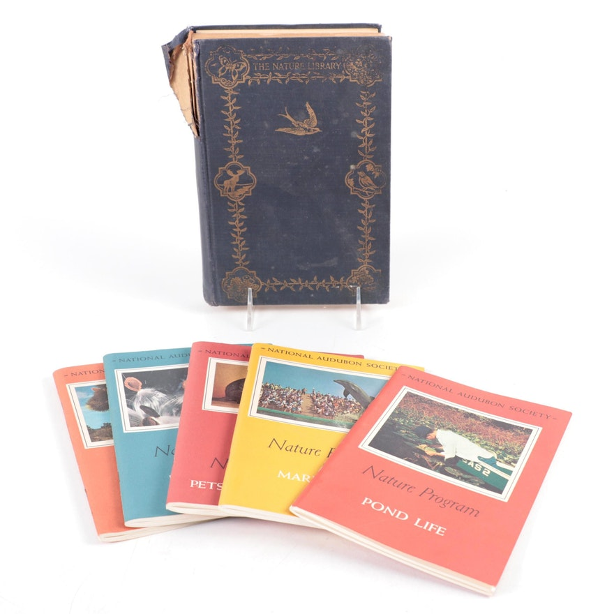 """The Audubon Society """"Nature Program"""" Collection and More, Early/Mid-20th Century"""