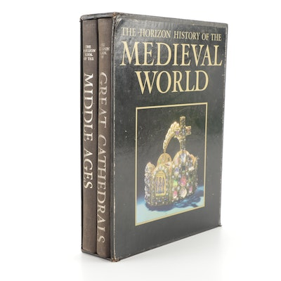 """""""The Horizon History of the Medieval World"""" by Jay Jacobs, 1968"""