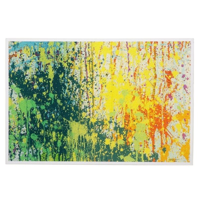 MahLeah Cochran Abstract Expressionist Giclée, 2020