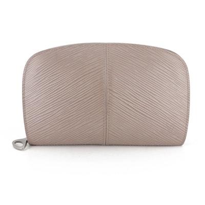Louis Vuitton Z Portefeuille Wallet in Lilac Epi Leather