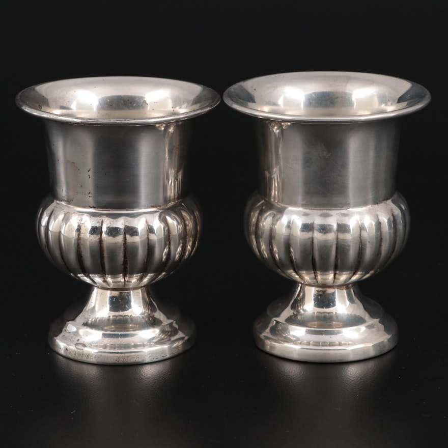 American Sterling Silver Toothpick Holders