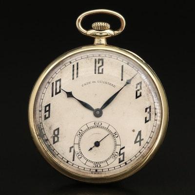 Antique Cady & Olmstead Longines Pocket Watch