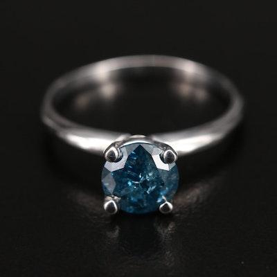 14K 1.44 CT Diamond Ring