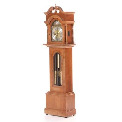 Mason & Sullivan Co. Federal Style Grandmother Clock, Late 20th Century