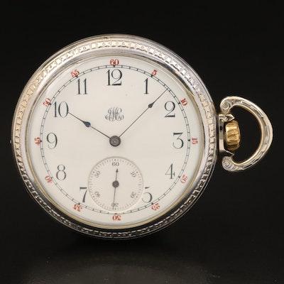 1899 Illinois Sidewinder Pocket Watch