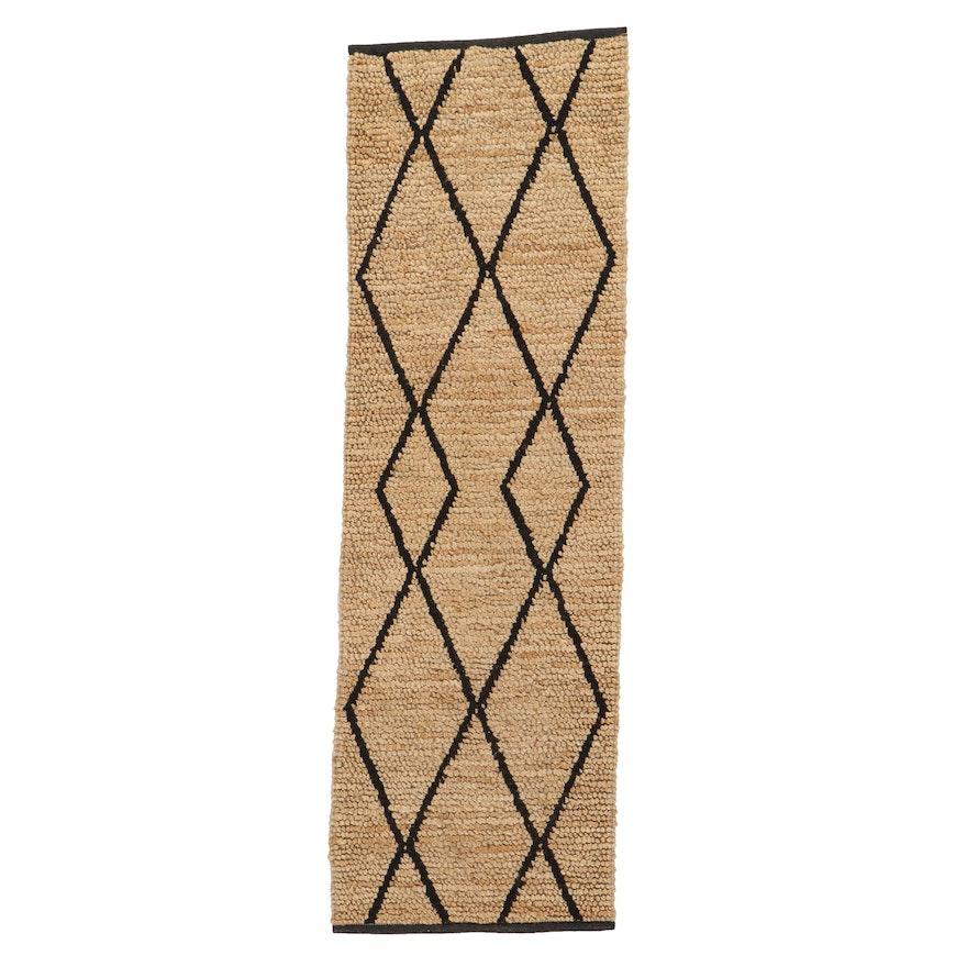 """2'7 x 8' Ballard Designs """"Lexi"""" Hand-Woven Carpet Runner"""
