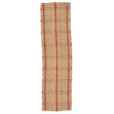 2'7 x 9'4 The Company Store Handwoven Indian Jute Carpet Runner