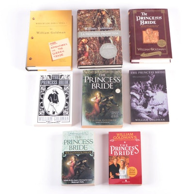 """""""The Princess Bride"""" Collection from the Library of William Goldman"""