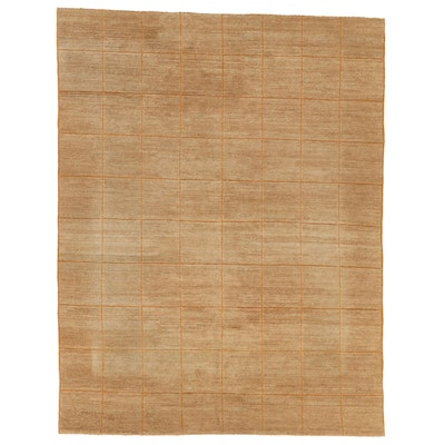 8' x 10'5 Hand-Knotted Odegard Area Rug
