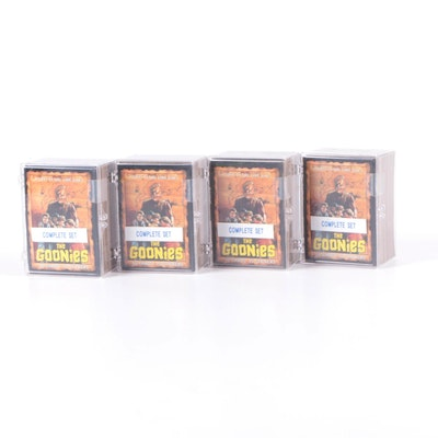 """""""The Goonies"""" Trading Card and Sticker Collection, 1985"""