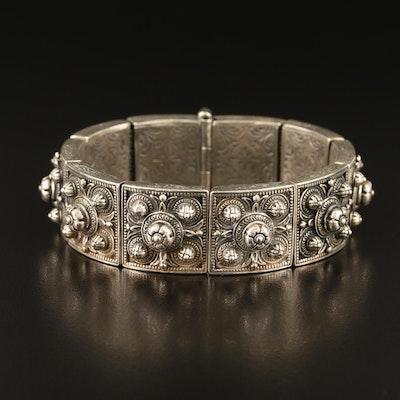 Konstantino Sterling Silver  Bracelet