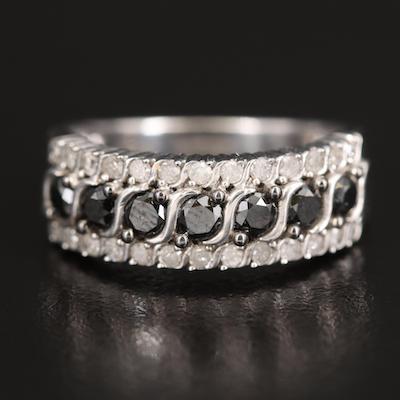 Sterlind 1.00 CTW Diamond Ring