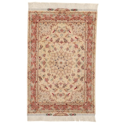 3'3 x 5'7 Hand-Knotted Area Rug
