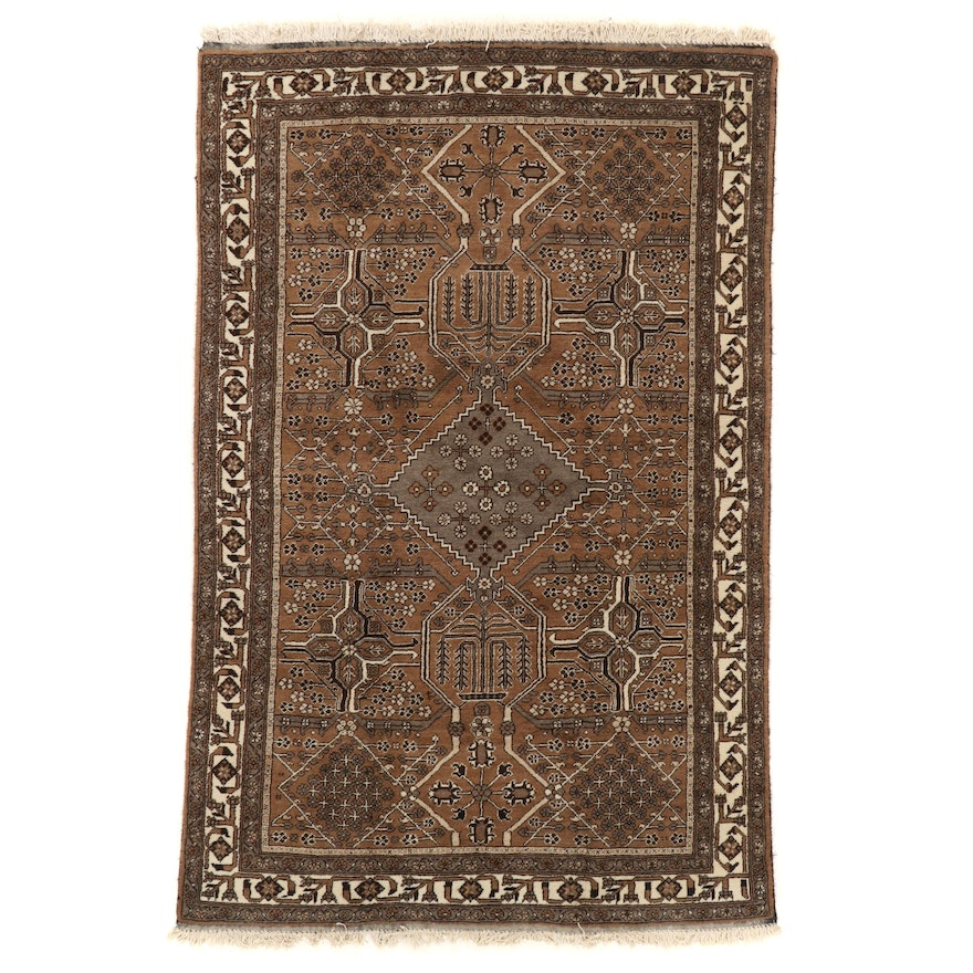 6'10 x 10'11 Hand-Knotted Northwest Persian Area Rug