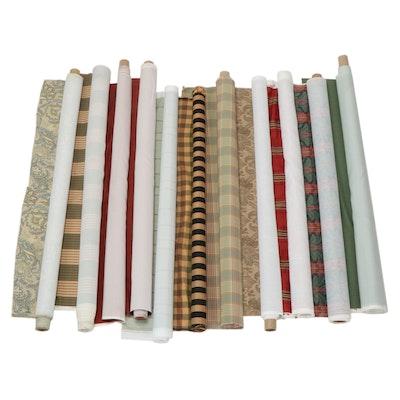 Hagapy Fabrics, Transprint Usa and Fabricut Jacquard and Other Upholstery Fabric