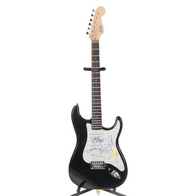 UFO Signed Fender Electric Guitar, COA
