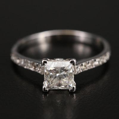 14K 1.69 CTW Diamond Ring