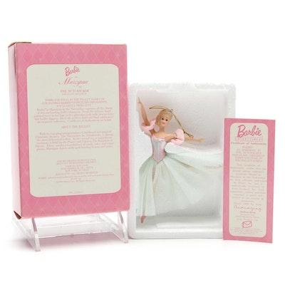 "Mattel ""Barbie as Marzipan"" from The Nutcracker Porcelain Christmas Ornament"
