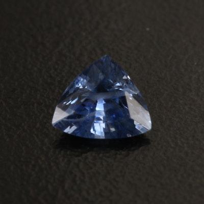 Loose 0.99 CT Sapphire