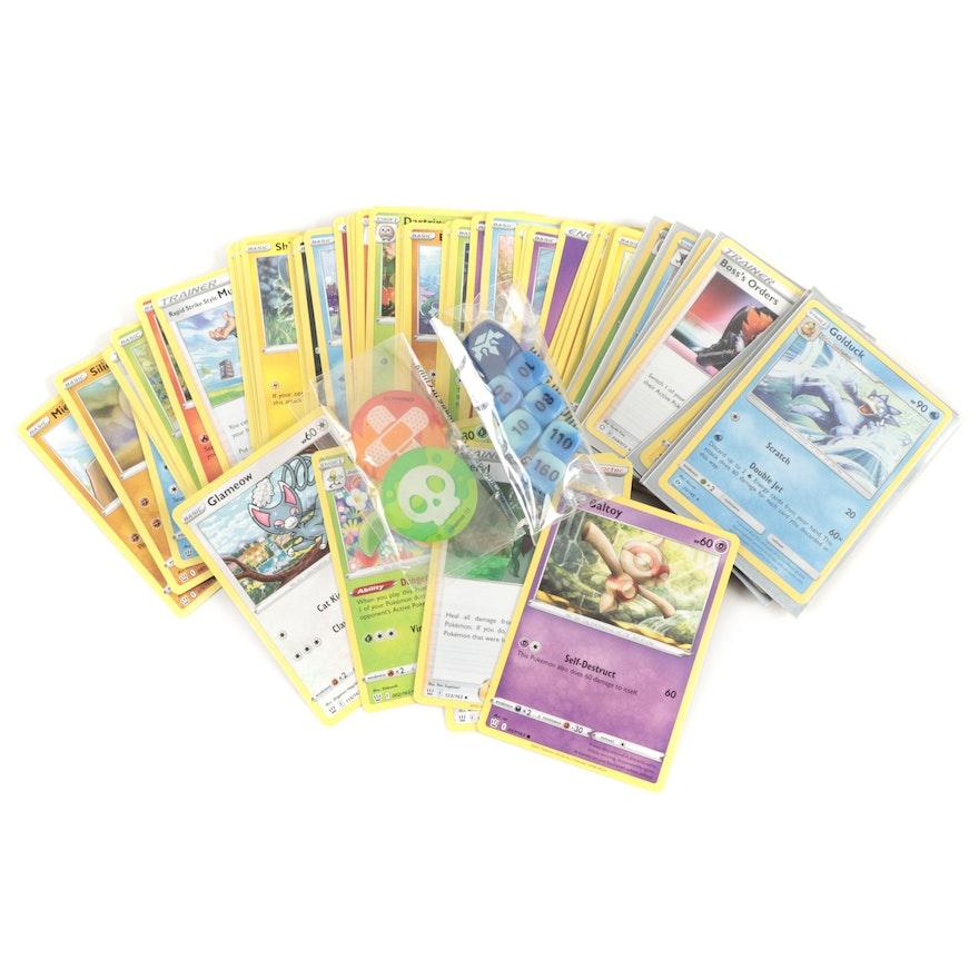 2017 – 2021 Pokémon Trading Cards