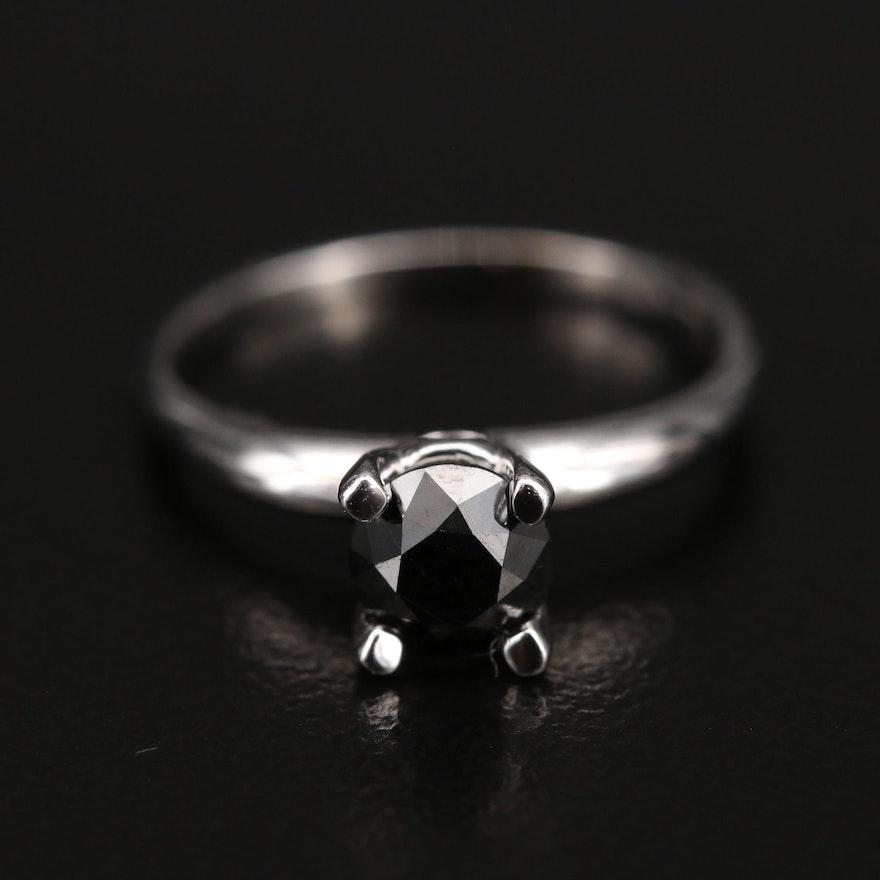 14K 0.65 CT Diamond Ring